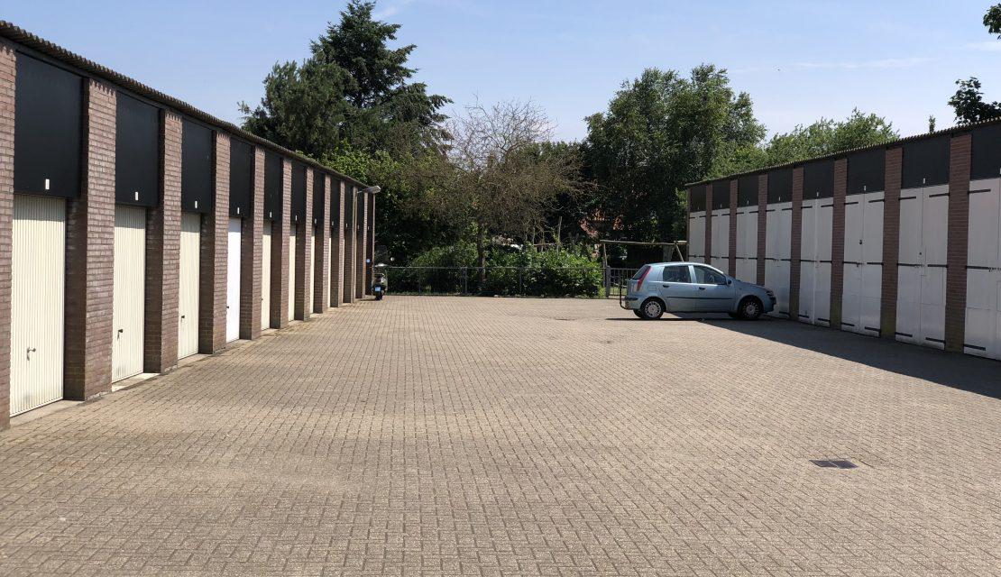 Ook voor garageboxen